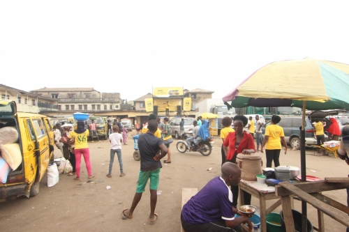 On Monday, February 18th, 2019, we kicked off our first MTN Anti-Substance Abuse-Programme (ASAP) State activity on the streets of Lagos. Our first port of call was the popular Ayobo Park, Old Ipaja Road, Lagos