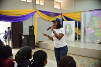 When Chizoba Etuka from the NDLEA shared what she knew about substance abuse, we were more than ready to listen